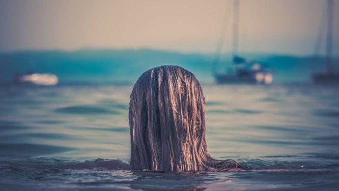 Mermaid from Zakynthos