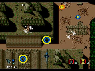 【MD】交叉火力(CrossFire),懷舊的直升機射擊遊戲!