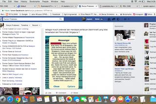 Suryo Prabowo Masuk Daftar Hitam karena Pesanan Orang Dalam?