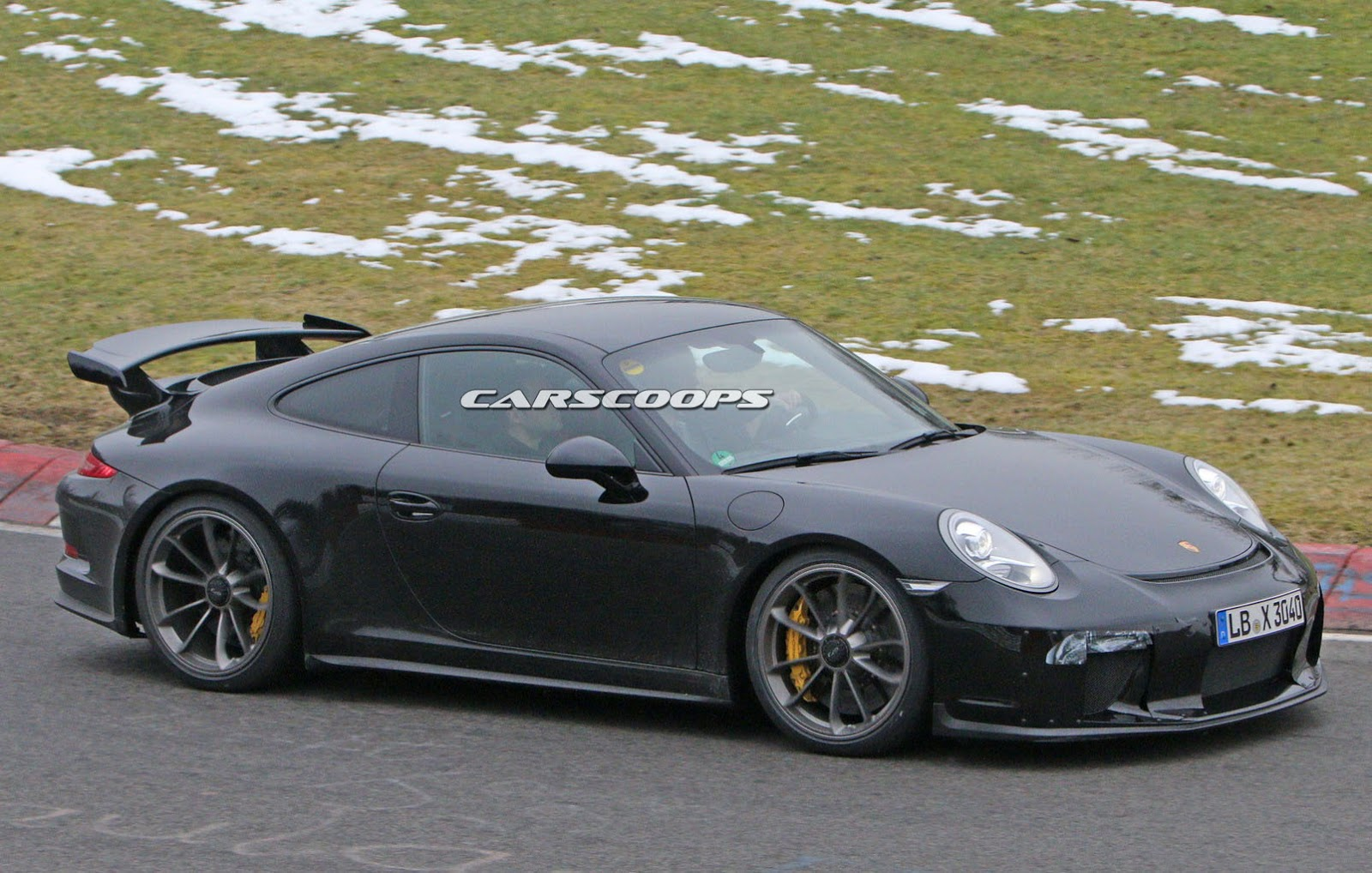 Porsche To Bring Back 911 GT3 With A Facelift And Possibly ...