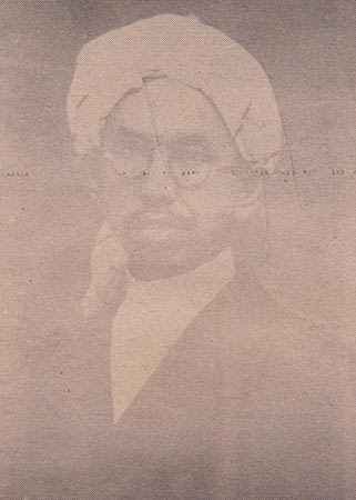 Syekh Ali Hasan Ahmad tokon pendidikan islam dan nu tapanuli selatan