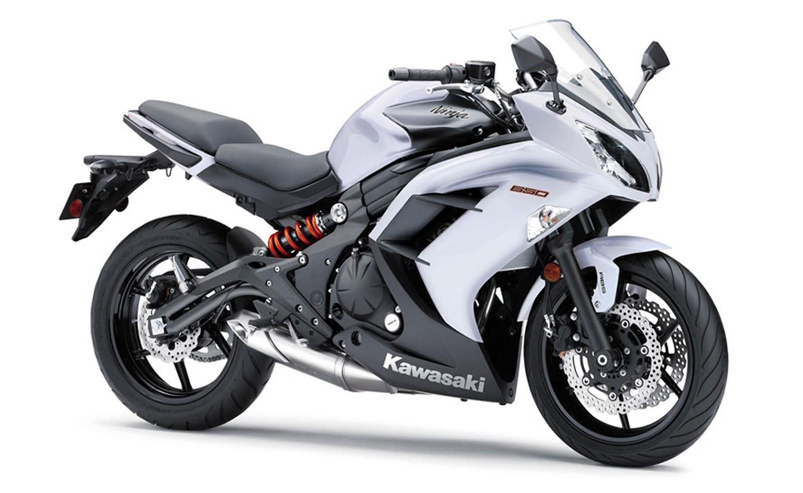 Kawasaki Motor Bikes: 2013 Kawasaki Ninja 650 ABS