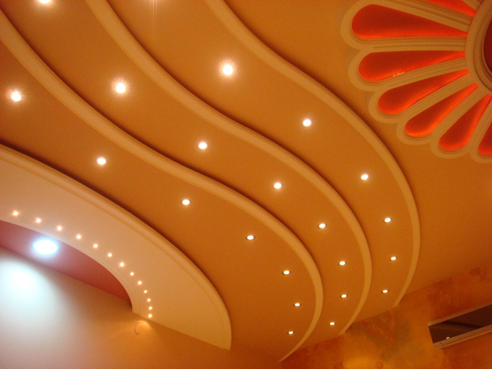 led plafond platre. Black Bedroom Furniture Sets. Home Design Ideas