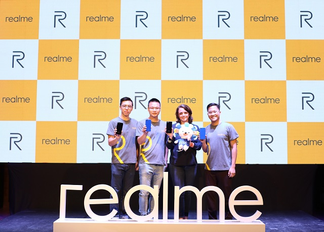 Realme Philippines Launch