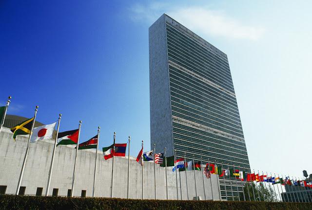 Política internacional. Día Internacional de los Derechos Human