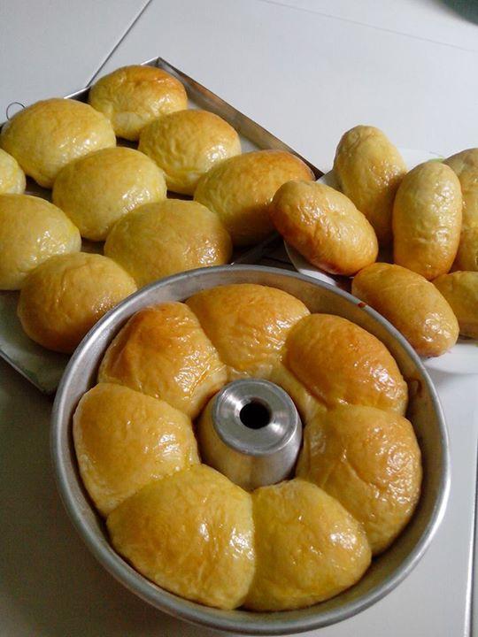 resep cara membuat roti manis supaya tidak keras
