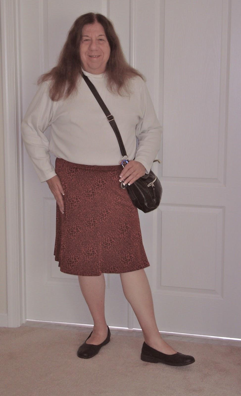 Skirt Pantyhose 59
