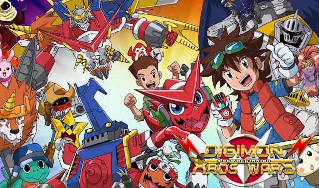 Digimon Xros Wars HINDI Episodes