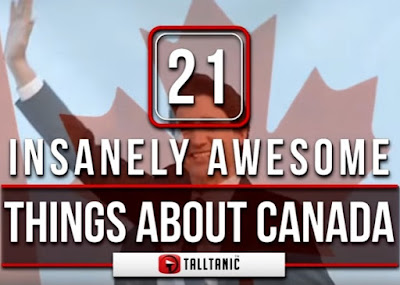 21 Insanely Awesome Things About Canada