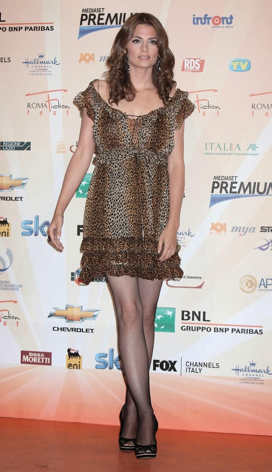 Nylon Celebrities: Stana Katic