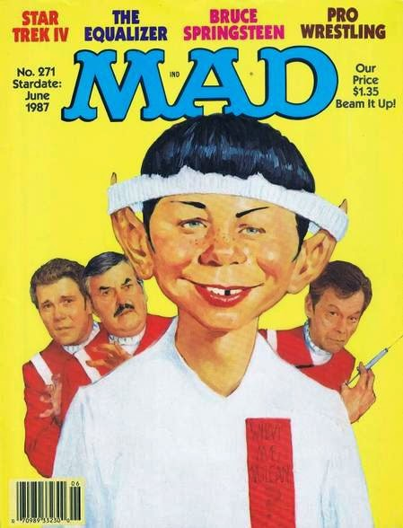 star trek, mad magazine,