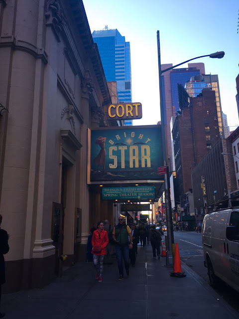 New York City Broadway Shows
