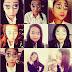 Make Up Anime (Big Cartoon Eyes) Siswi Kecantikan PVS