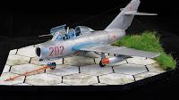 MiG-15 UTI 1/72 Hobby Boss