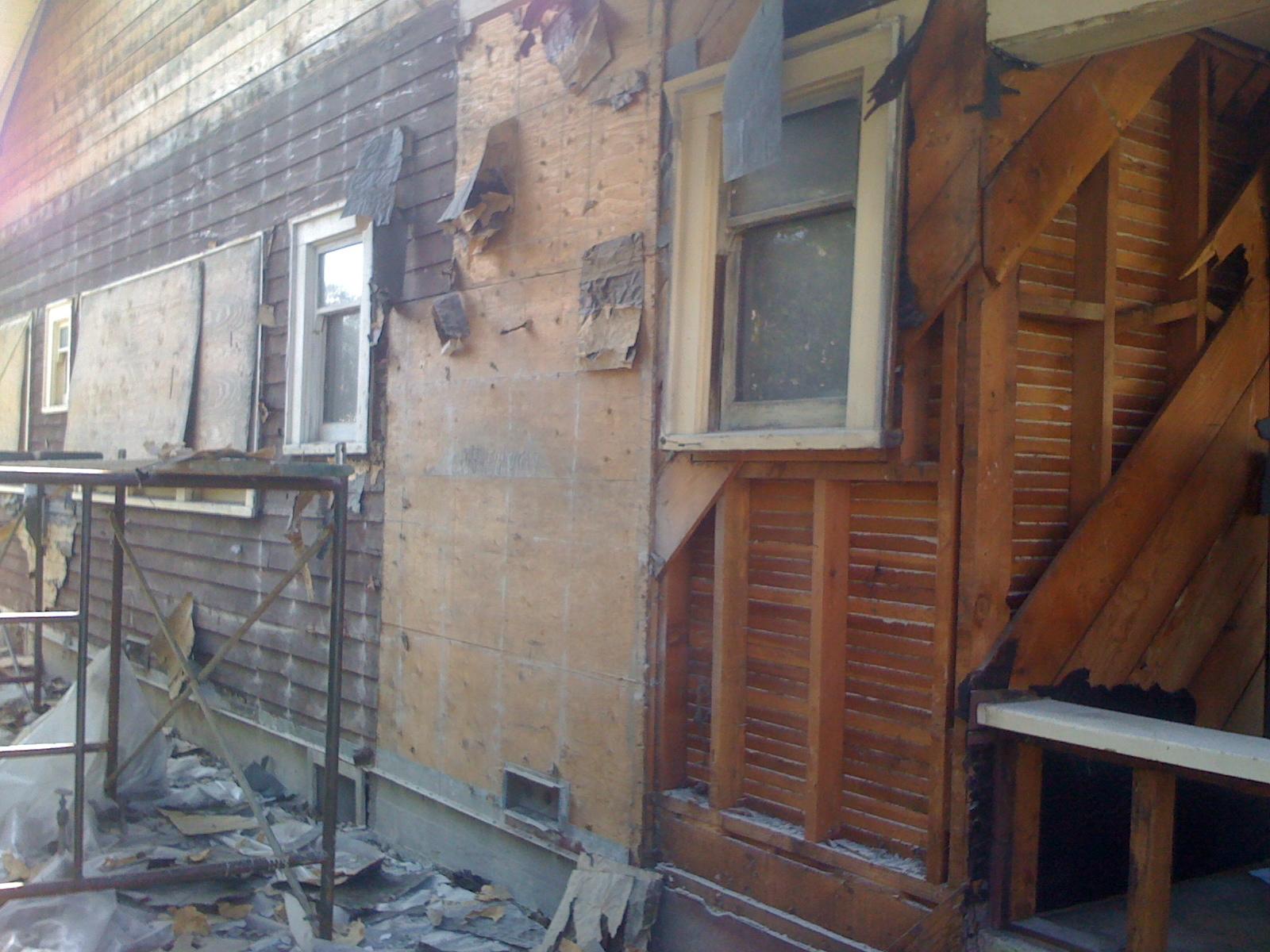 Removing The Layers And Asbestos Midori Haus