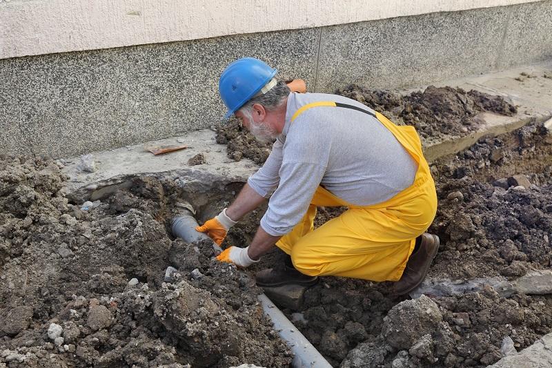 Sewage Drain Repair