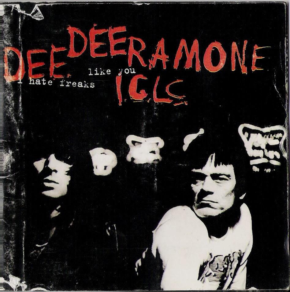 Metal Brutal Argentino Dee Ramone The Little Things She Needs Malmo Black White Tsn0001342c0256 Hitam 38 18 Were A Creepy Family