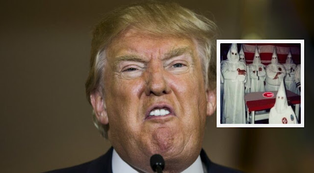Donald Trump Exposed as Member of the KKK By Anonymous