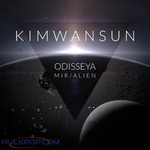 [Single] Kim Wan Sun – Odisseya