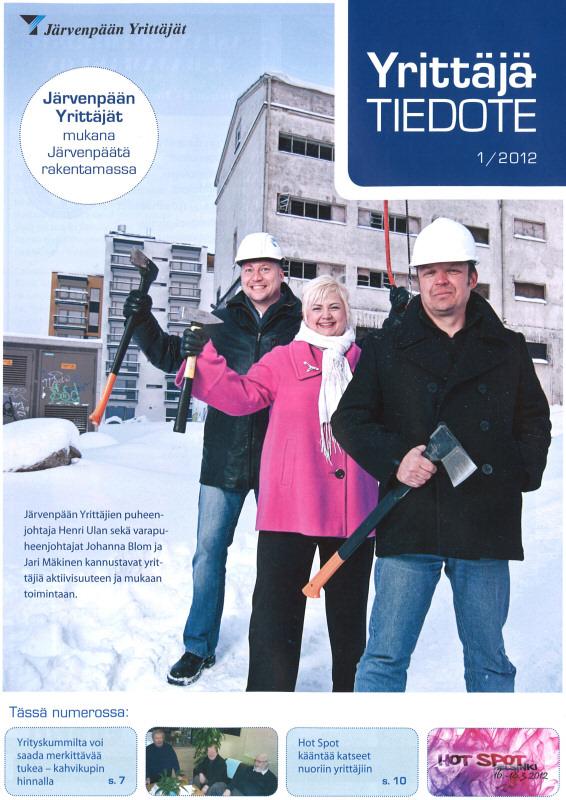 Järvenpään Yrittäjät