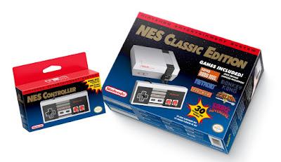 Nintendo anuncia una nueva versión de Nes