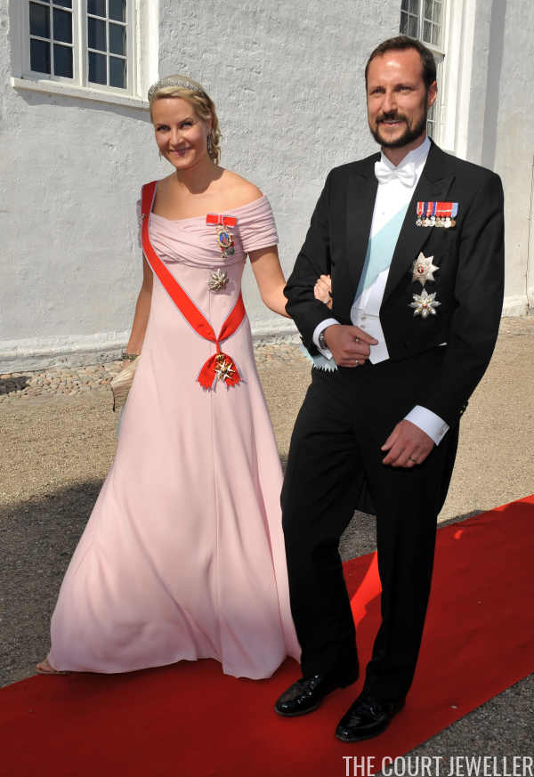 Royal Jewel Rewind: Prince Joachim and Princess Marie\'s Wedding ...