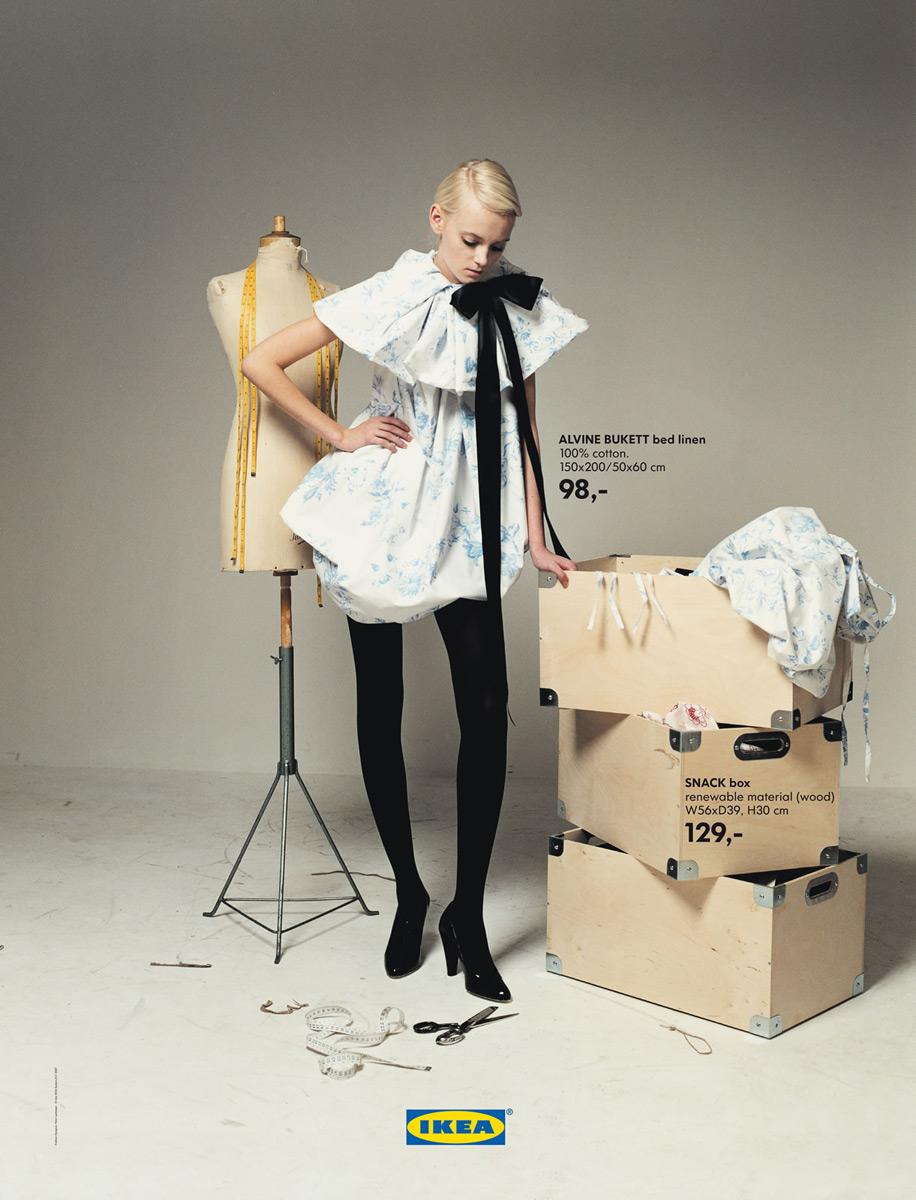 Fashion World: Fashion Ads