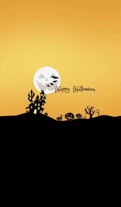 Happy Halloween Night. *