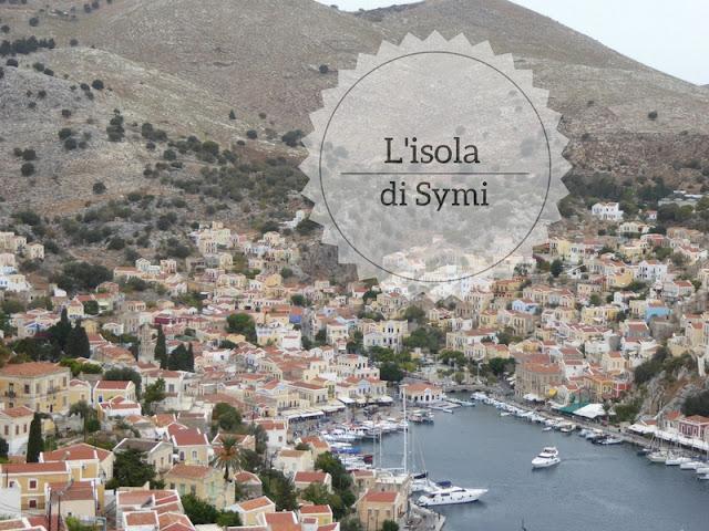 Escursione da Rodi a Symi: l'isola dei colori. Panorama del porto