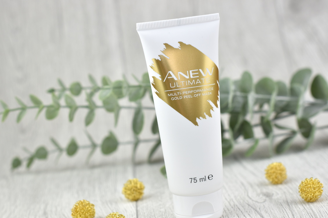 AVON Gesichtspflege ANEW Ultimate Multi-Performance Gold Peel-Off Maske