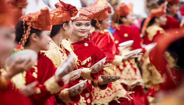 Tari Piring, Tarian Tradisional Dari Sumatera Barat