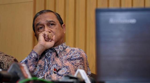 Mantan Ketua KPK Ini Ingin Dirdik Aris Budiman Dipecat