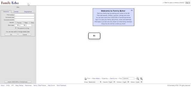 desenha a sua arvore genealogica de maneira facil e rapida