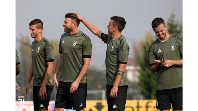 Pré-jogo: Juventus