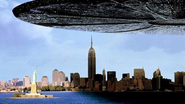 Hubungan Rahasia Amerika dengan UFO/Alien Akhirnya Terungkap