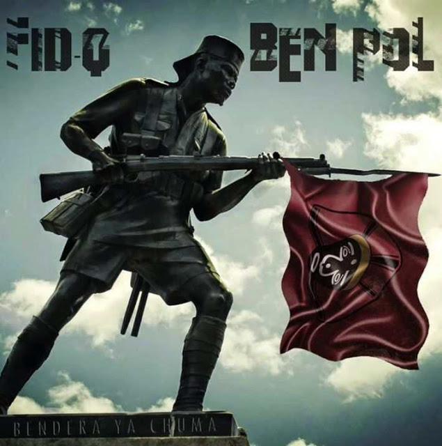 Fid Q Ft. Ben Pol - Bendera Ya Chuma