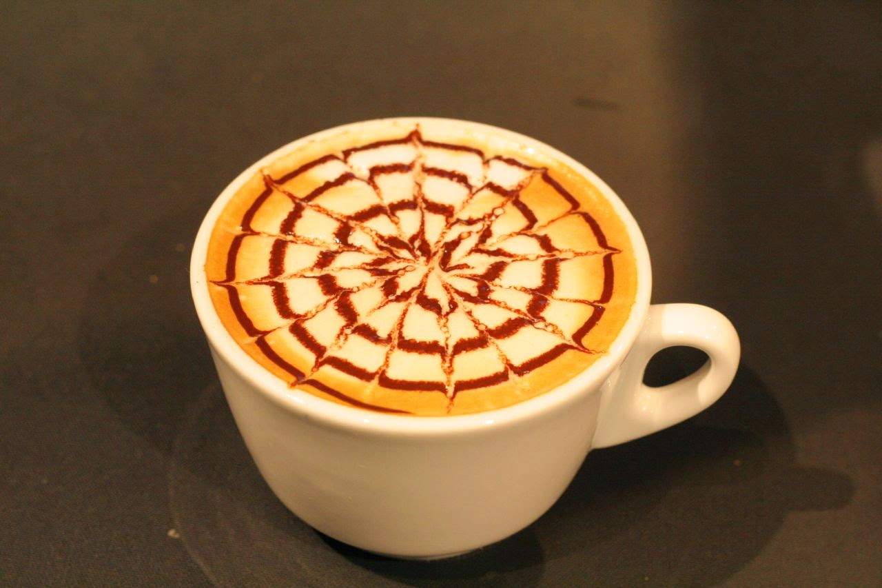 Latte Art Or Coffee Art Is Making Fancy Coffee In Different Of Designs By Using Milk Foam Chocolate Topping Espresso The Most Important Ingre Nt Is The