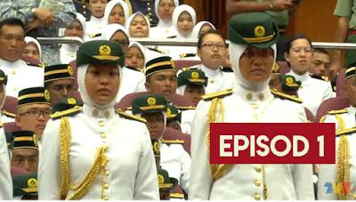 Drama Leftenan Zana Episod 1
