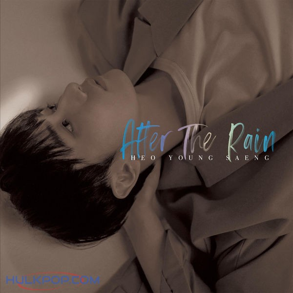 Heo Young Saeng – After the Rain – EP