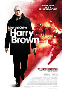 Harry Brown Poster