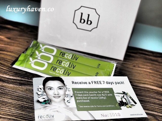 bellabox recoliv beauty collagen