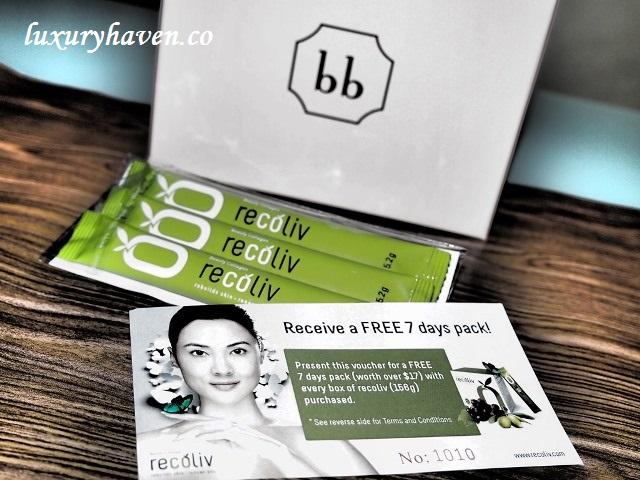 bellabox recoliv beauty collagen