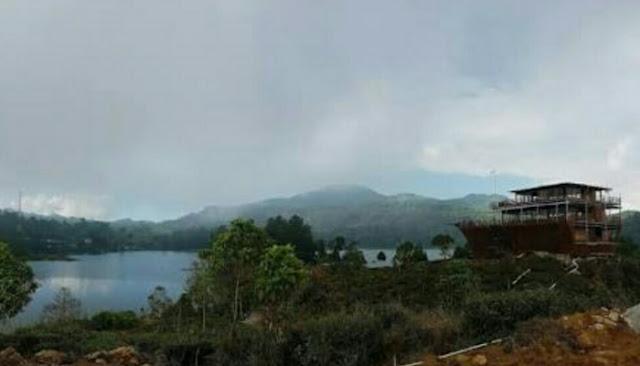 Glamping Lakeside Rancabali