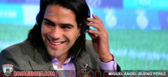 Falcao fue víctima de una broma el 'Día de los Inocentes'   Rosarienses, Villa del Rosario