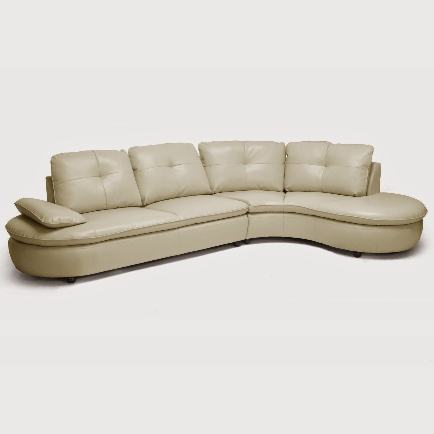 Curved sofa couch for sale curved contemporary sofa for Modern sofa chair