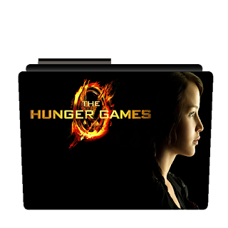 Preview of Jennifer Lawrence, Hunger Games, Actress, Folder Icon