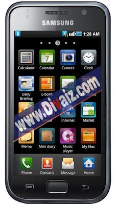 Samsung Galaxy S GTI9000 - www.divaizz.com