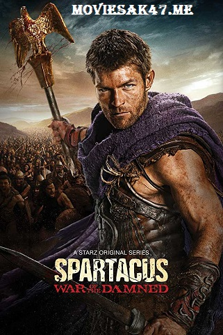Spartacus Season 3 Complete Download 480p