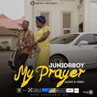 NEW VIDEO: Junior Boy - My Prayer