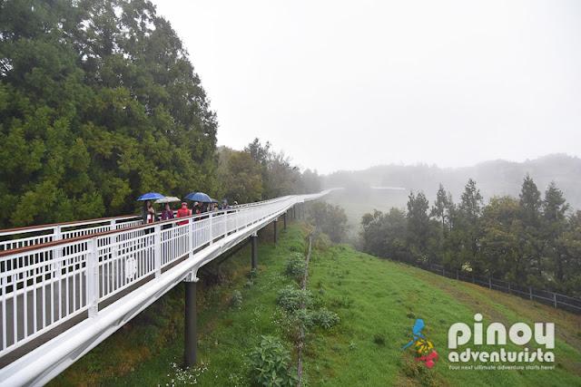 NANTOU FUN PASS TAIWAN ITINERARY
